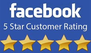 Eclat Clinical Esthetics 5 star Facebook rating, customer testimonials