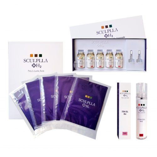 Sculplla Filler Facial wrinkle treatment anti aging poly l lactic acid kbeauty