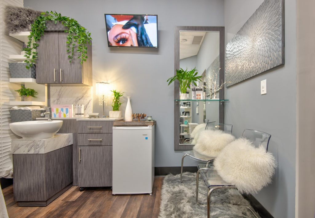 facial spa and skin care