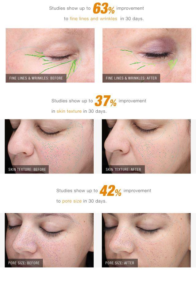 yana collagen results skin care