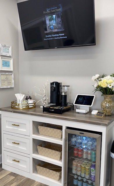 Guest Coffee & Beverage Bar